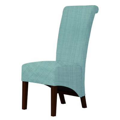 Keyesport Upholstered Dining Chair Upholstery: Sea Green
