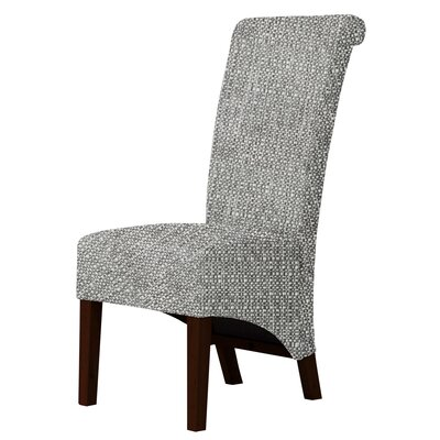 Keyesport Upholstered Dining Chair  Upholstery: Gray