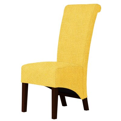 Keyesport Upholstered Dining Chair  Upholstery: Yellow