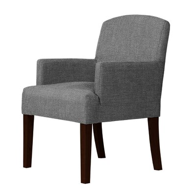 Larose Upholstered Fabric Arm Chair Upholstery: Gray