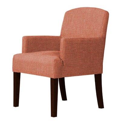 Larose Armchair Upholstery: Peach
