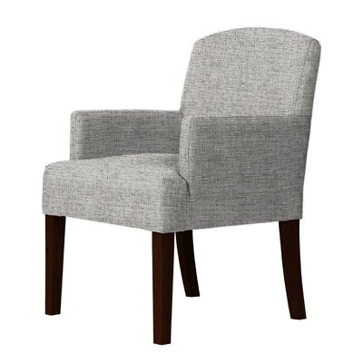 Larose Armchair Upholstery: Light Gray