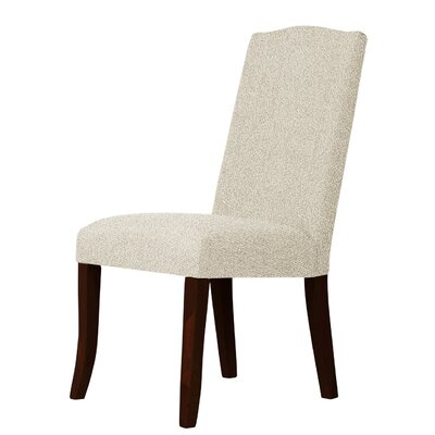 Lasseter Upholstered Dining Chair  Upholstery: Ivory