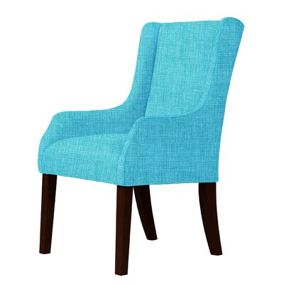 Larrabee Wingback Chair Upholstery: Sky Blue
