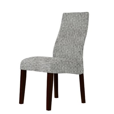 Haddonfield Parsons Chair Upholstery: Gray