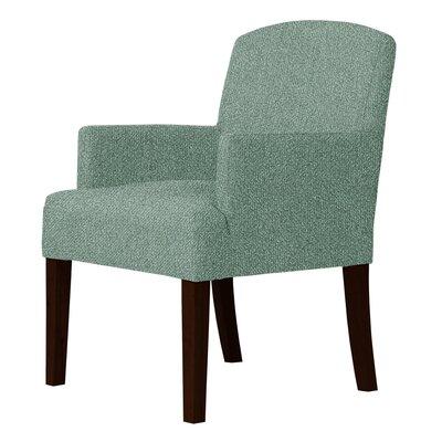 Larose Armchair Upholstery: Green