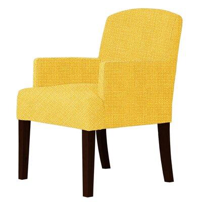 Larose Armchair Upholstery: Yellow