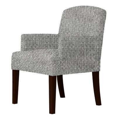 Larose Luxury Arm Chair Upholstery: Gray