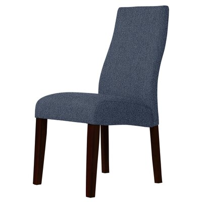 Haddonfield Parsons Chair Upholstery: Light Blue