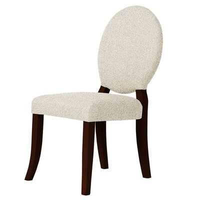 Lashley Upholstered Dining Chair Upholstery: Cream