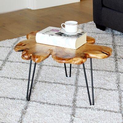 Batotana Unique Coffee Table Size: Small