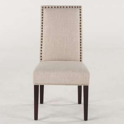 Jona Side Chair Upholstery: Beige