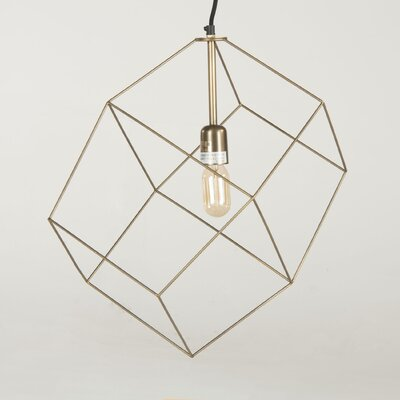 Nikola 1-Light Pendant