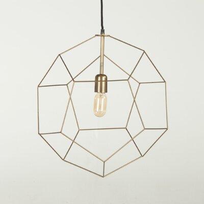 Nikola 1-Light Pendant