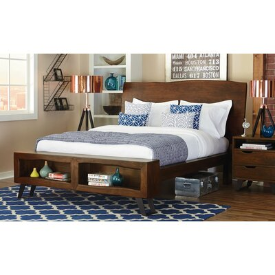 Nottingham Storage Platform Bed