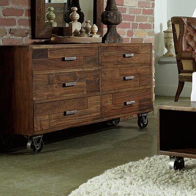 Artezia 6 Drawer Dresser