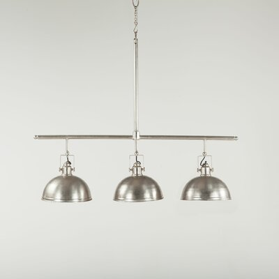 Artezia 3-Light Kitchen Island Pendant