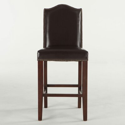 Sofia Genuine Leather Upholstered Dining Chair