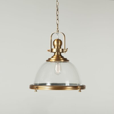 Gleam 1-Light Mini Pendant