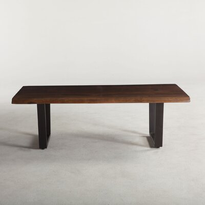 Belfrie Acacia Wood Coffee Table