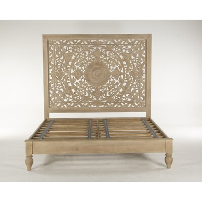 Haveli King Platform Bed