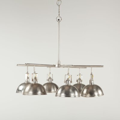 Artezia 6-Light Kitchen Island Pendant