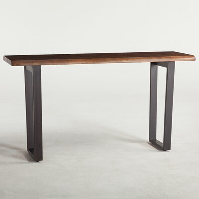 Belfrie Acacia Console Table