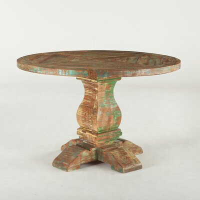 Aubagne Round Dining Table Size: 30