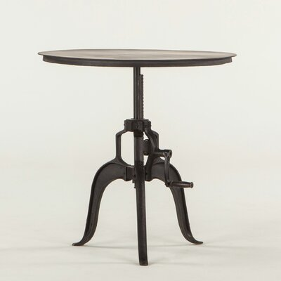 Artezia Adjustable Metal End Table