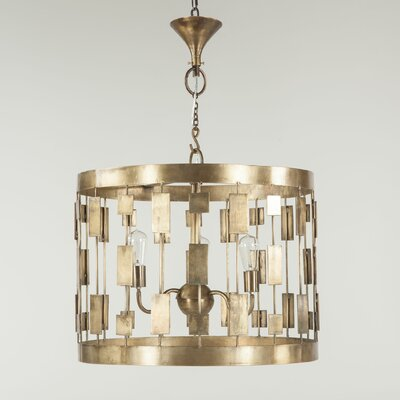 Illume 3-Light Drum Pendant