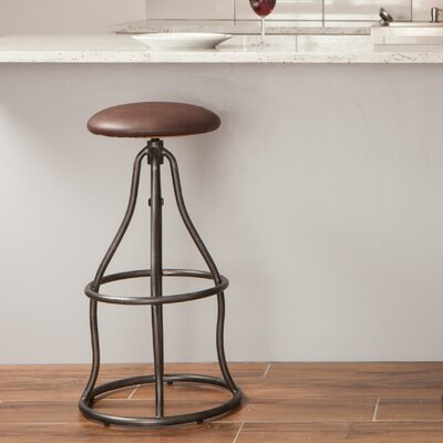Carson Adjustable Height Bar Stool