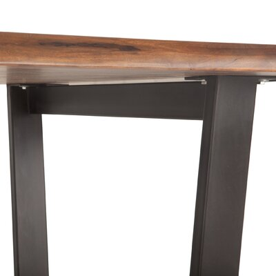 Belfry Acacia Wood Dining Table