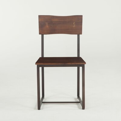 Belfry Solid Wood Dining Chair