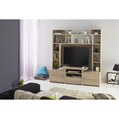 Rasika 59.4 W Entertainment Center