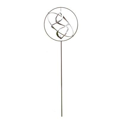Windspiel Rotundus | Garten > Dekoration > Windspiele | Silberedelstahl | Home Etc