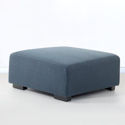Cronin Ottoman Upholstery: Blue