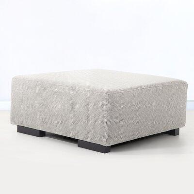 Cronin Ottoman Upholstery: Beige