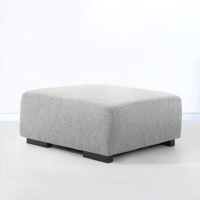 Cronin Ottoman Upholstery: Gray