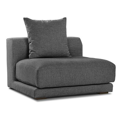 Aoife Modular Seating Element Upholstery: Graphite