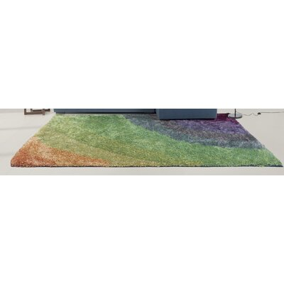 Siobhan Green Area Rug Rug Size: Rectangle 910 x 131