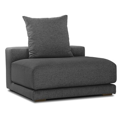 Aoife Modular Seating Component Upholstery Color: Graphite