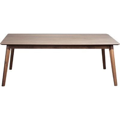 Faolan Dining Table Size: 30 H x 79 L x 39 W