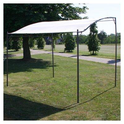 205 m x 3 m x 25 m Pavillon   Garten > Pavillons   Metall   Home Etc
