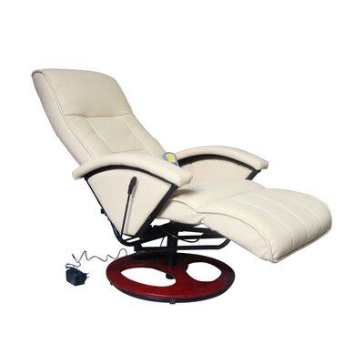 Massagesessel | Wohnzimmer > Sessel > Massagesessel | Kunstleder - Baumwolle - Massivholz | Home Etc