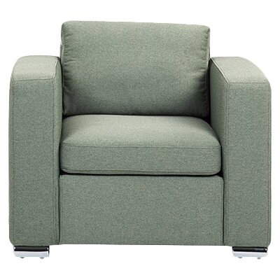 Niamh Club Chair Upholstered: Olive