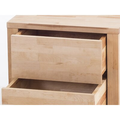 Aileen 2 Drawer Nightstand