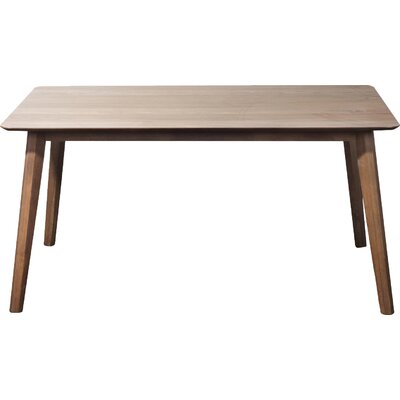 Faolan Dining Table Size: 30 H x 59 L x 35 W