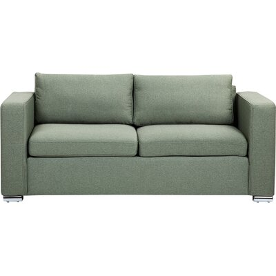 Niamh 2 Seater Sofa Upholstered: Olive