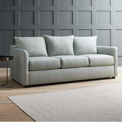 Alice Sofa Body Fabric: Zula Charcoal