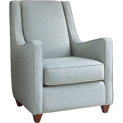 Beril Occasional Armchair Upholstery: Hermes Normandy